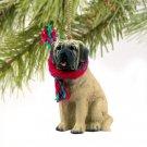 DTX49 Mastiff Christmas Ornament