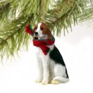 DTX91 American Foxhound Christmas Ornament