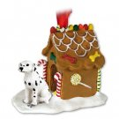 GBHD02 Dalmatian Ginger Bread House