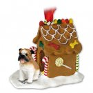 GBHD05A Bulldog Ginger Bread House