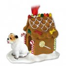 GBHD05C Bulldog, White Ginger Bread House