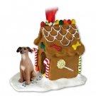 GBHD111 Italian Greyhound Ginger Bread House