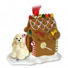 GBHD15C Cocker Spaniel, Blonde Ginger Bread House