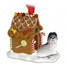 GBHD26A Shih Tzu, Gray Ginger Bread House