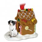 GBHD27A Brittany, Liver & White Ginger Bread House