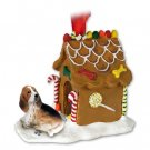 GBHD37 Basset Hound Ginger Bread House