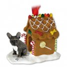GBHD73 French Bulldog Ginger Bread House