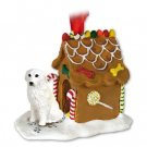 GBHD75 Great Pyrenees Ginger Bread House