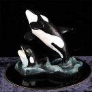 NF15 Killer Whale Figurine