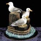 NF19 Seagulls Figurine
