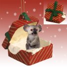 RGBA03 Koala Red Gift Box Ornament