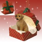 RGBD78 Rhodesian Ridgeback  Red Gift Box Ornament