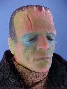 Vintage 1973 Mego Frankenstein Figure Ahi Excellent