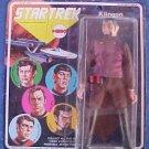 """1974 Mego 8"""" Star Trek Klingon MOC 1st Card 5"""