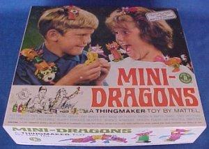 Mattel Mini Dragons Thingmaker