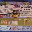 1965 Mattel Thingmaker German Kribbel Krabbel