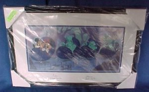 WDCC 1999 CONVENTION HAUNTED MANSION LE CEL