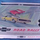 1965 Chevrolet Road Rally Race Set
