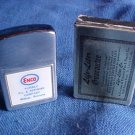 Vintage ENCO HUMBLE Gasoline Lighter w/Box Billings MT