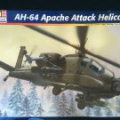 Vintage Revell AH-64 APACHE ATTACK HELICOPTER 1/32 Scale Model Kit New Complete