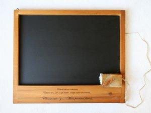 Vintage Style Memo Board (medium)