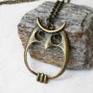 Big Owl Necklace