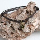 Pine Cone Bracelet / Pine Cone Anklet (many colors to choose)
