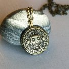 Skull Locket Necklace