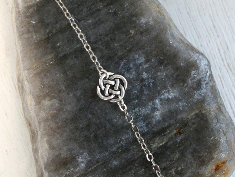 Celtic Anklet / Celtic Bracelet