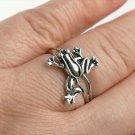 Turtle Ring / Frog Ring