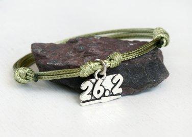 Marathon bracelet, Sport Bracelet (Many colors to choose)