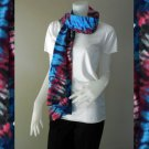 Free Shipping Tie Dye Cotton 100 % Handmade Scarft Shawl (01)