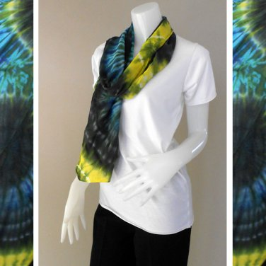 Free Shipping Colorful Tie Dye Cotton Boho Hippie Fashion Scarf Wrap Shawl (14)