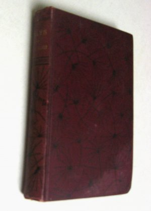 RARE 1884 Antique George Eliot 1st Edition Book Essays Leaves from a Note-Book Lothrop Poetry