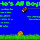 It's A Boy! - ALL BOY