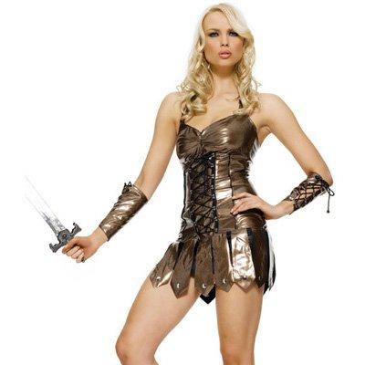 Gladiator Girl Costume