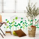 grass Wall Decal Sticker 60&quot;*16 1/2&quot;
