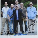 SUPERB GRAHAM PARKER AND THE RUMOUR SIGNED PHOTO + COA!!!
