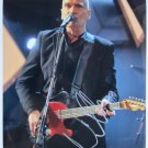 SUPERB WILKO JOHNSON SIGNED PHOTO + COA!!!
