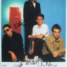 SUPERB WIRE SIGNED PHOTO + COA!!!