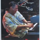 SUPERB CHICK COREA SIGNED PHOTO + COA!!!