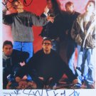SUPERB HAPPY MONDAYS SIGNED PHOTO + COA!!!