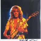 SUPERB PETER FRAMPTON SIGNED PHOTO + COA!!!