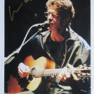 SUPERB LOU REED SIGNED PHOTO + COA!!!