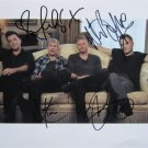 SUPERB WESTLIFE SIGNED PHOTO + COA!!!