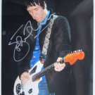 SUPERB JOHNNY MARR SIGNED PHOTO + COA!!!