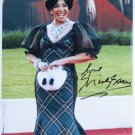 SUPERB SHIRLEY BASSEY SIGNED PHOTO + COA!!!