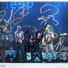 SUPERB DEEP PURPLE SIGNED PHOTO + COA!!!