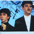 SUPERB SOFT CELL SIGNED PHOTO + COA!!!