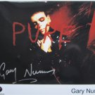 SUPERB GARY NUMAN SIGNED PHOTO + COA!!!